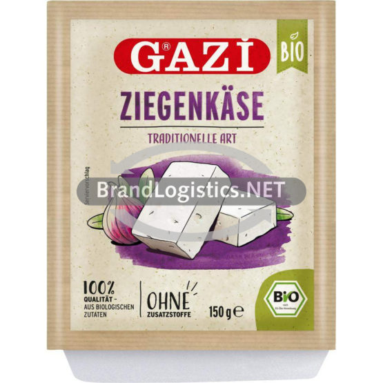 Gazi Bio Ziegenkäse in Salzlake gereift 150 g
