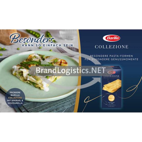 Barilla Waagengrafik Lasagne 800×468