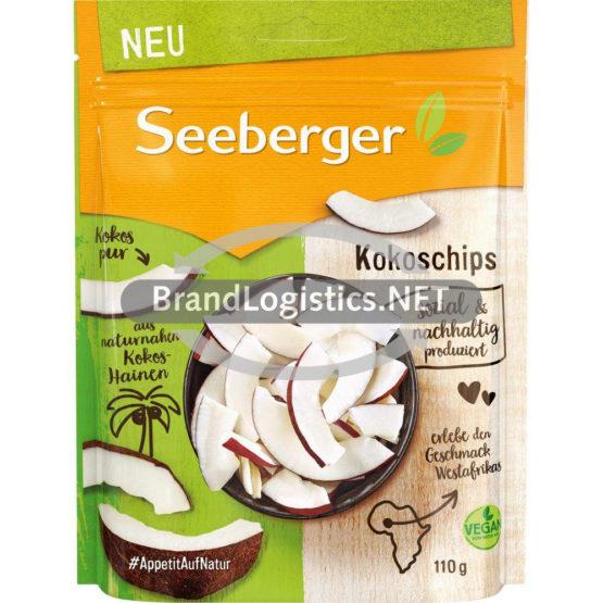 Seeberger Kokoschips 110 g