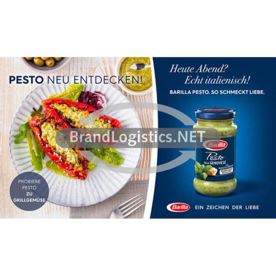 Barilla Waagengrafik Pesto Genovese Grillgemüse 800×468