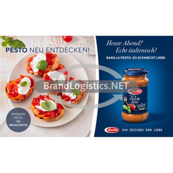 Barilla Waagengrafik Pesto Rosso 800×468