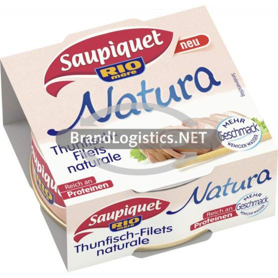 Saupiquet Rio Mare Natura Thunfisch-Filets Naturale 112 g