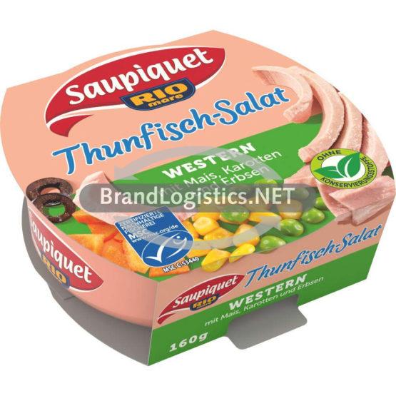 Saupiquet Rio Mare Thunfisch-Salat Western MSC 160 g