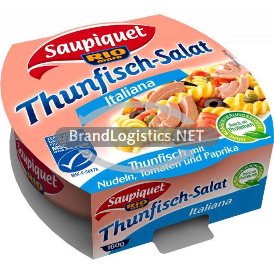 Saupiquet Rio Mare Thunfisch-Salat Italiana MSC 160 g