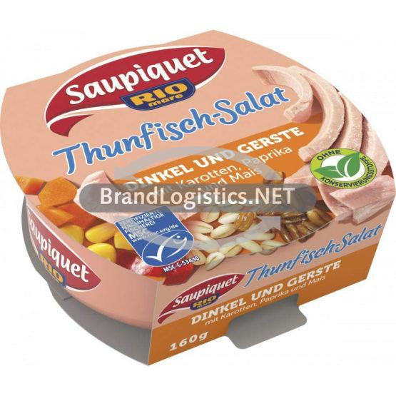 Saupiquet Rio Mare Thunfisch-Salat Toscana MSC 160 g