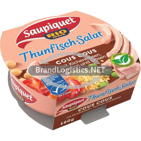 Saupiquet Rio Mare Thunfisch-Salat Cous Cous MSC 160 g