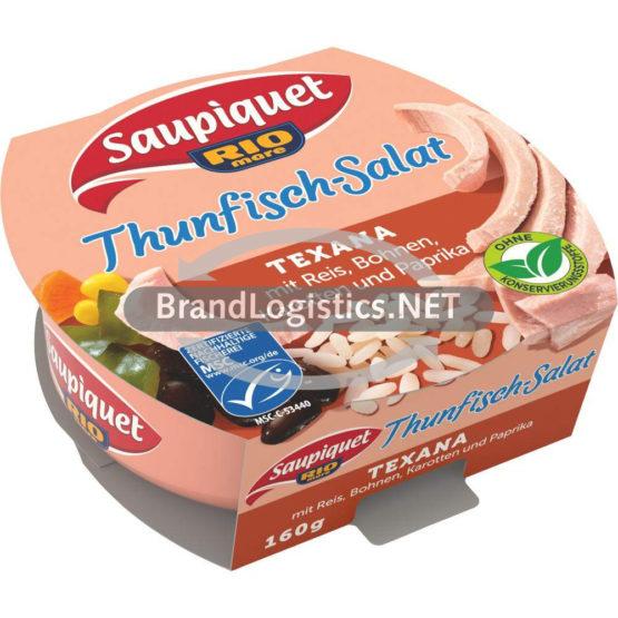Saupiquet Rio Mare Thunfisch-Salat Texana MSC 160 g