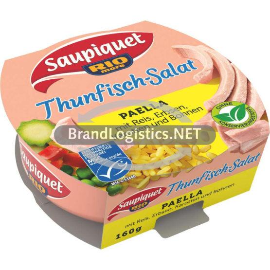 Saupiquet Rio Mare Thunfisch-Salat Paella MSC 160 g