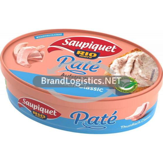 """Saupiquet Rio Mare Thunfisch Brotaufstrich """"Thunfisch Classic"""" 115 g"""