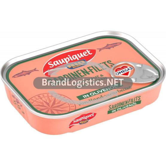Saupiquet Rio Mare Sardinen-Filets in Olivenöl 105 g