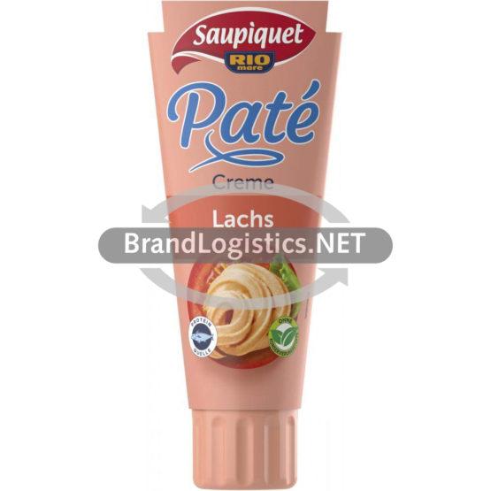 Saupiquet Rio Mare Paté Creme Lachs 100 g