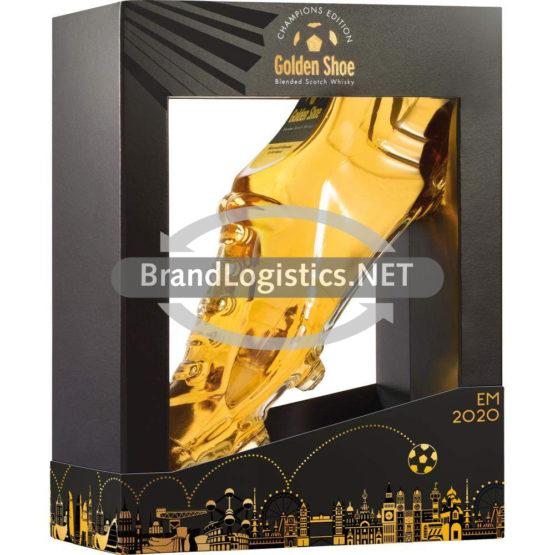 Golden Shoe Blended Scotch Whisky EM 2020 40% 0,7 l
