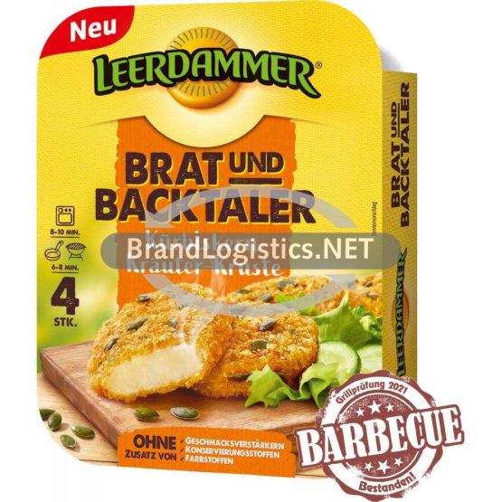 bel Brat und Backtaler Kürbiskern-Kräuter-Kruste 4×40 g