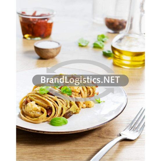 Barilla LINGUINE INTEGRALE mit Pesto alla Genovese, getrockneten Tomaten und Blumenkohl