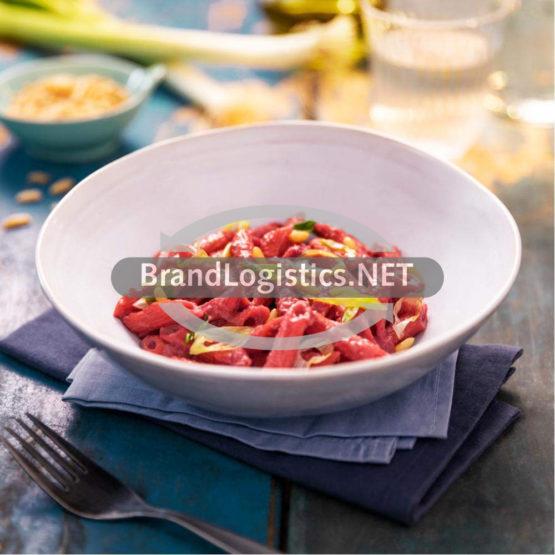 Barilla PENNE RIGATE INTEGRALE mit Rote Beete