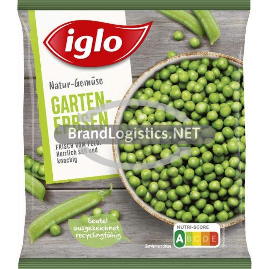 Iglo Gartenerbsen 700 g