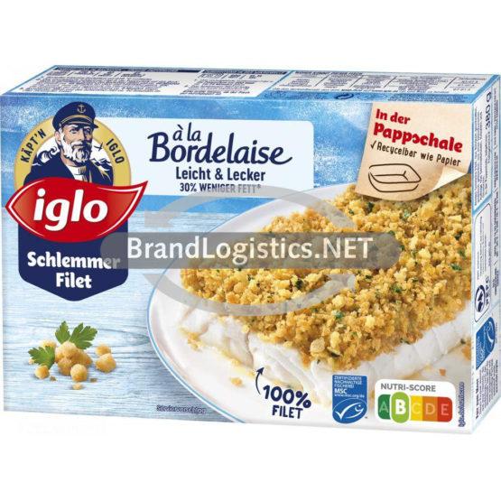 Iglo Schlemmer-Filet à la Bordelaise Leicht & Lecker 380 g