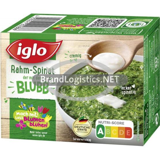 Iglo Rahm-Spinat 500 g