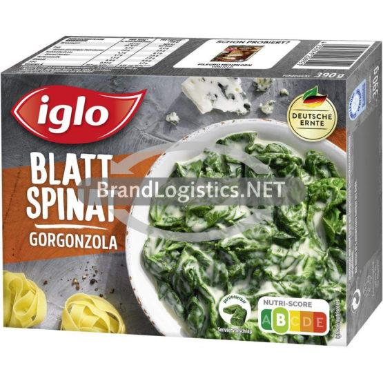 Iglo Blattspinat mit Gorgonzola 390 g