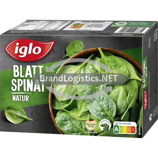 Iglo Blattspinat natur 500 g
