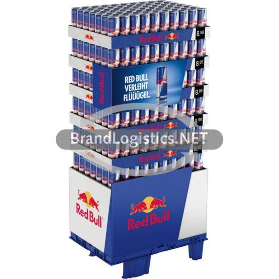 Red Bull Energy Drink Display 420er