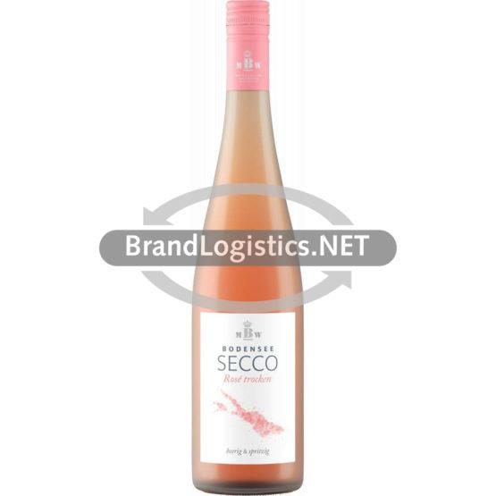 Bodensee Secco Rosé Trocken 0,75 l
