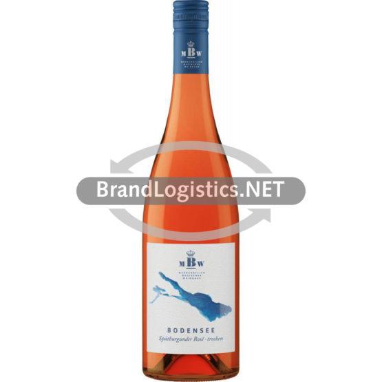 Bodensee Wein Spätburgunder Rosé Trocken 0,75 l