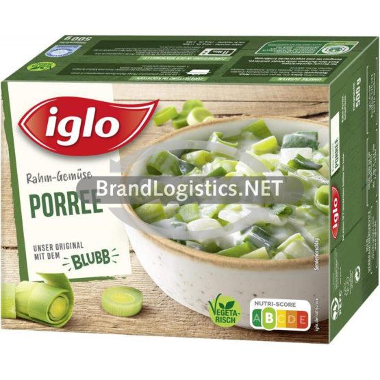 Iglo Rahm-Gemüse Porree 500 g