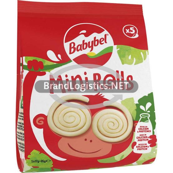Babybel Minirolls N5 85 g