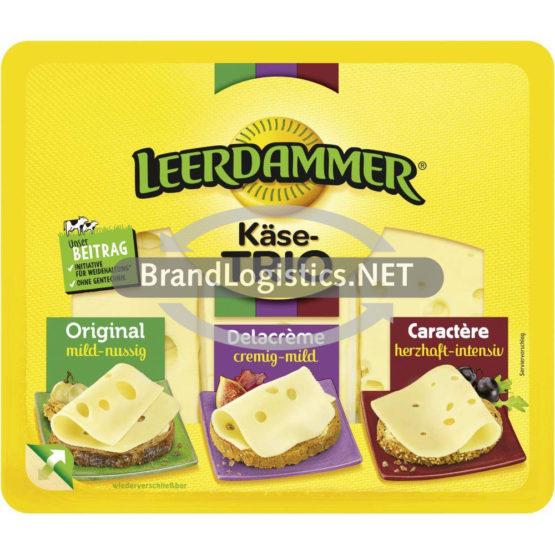 Leerdammer Käse Trio 7S 145 g