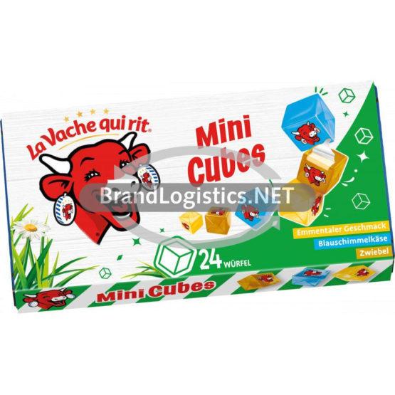 La Vache qui rit Mini-Cubes Grün 125 g