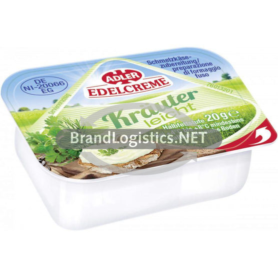 ADLER Edelcreme Kräuter leicht 48×20 g