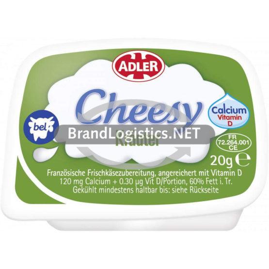 ADLER Cheesy Kräuter 2x54x20 g