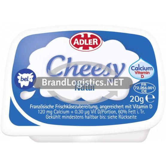 ADLER Cheesy Natur 2x54x20 g