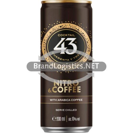 Licor 43 & Coffee 10% 0,2 l