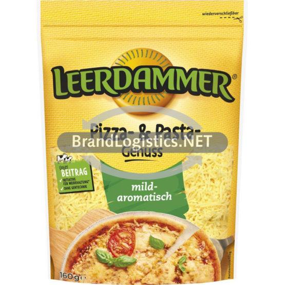 Leerdammer Pizza- & Pasta-Genuss mild-aromatisch 160 g