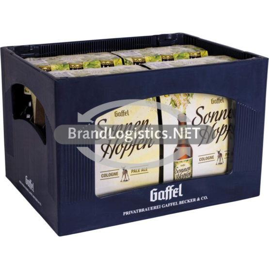 Gaffel SonnenHopfen Kasten 4x6x0,33 l