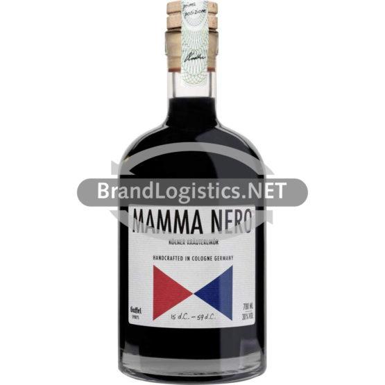MAMMA NERO Flasche 0,7 l
