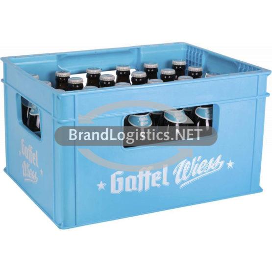 Gaffel Wiess Kasten 24×0,33 l