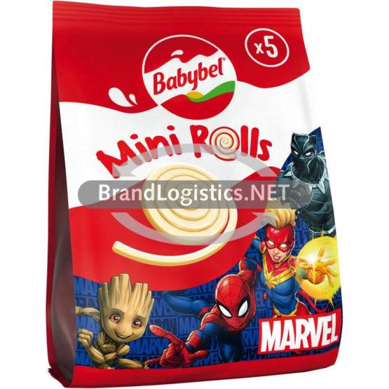 Babybel Minirolls N5 Back-to-School Marvel Promotion 85 g