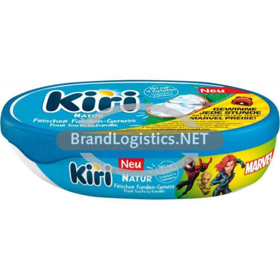 Kiri Natur Back-to-School Marvel Promotion 150 g