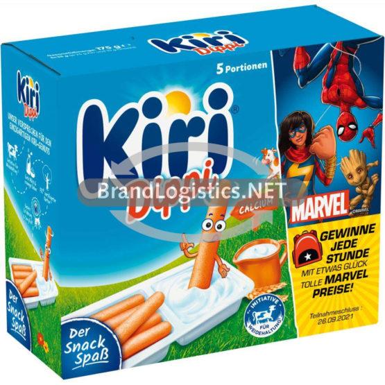 Kiri Dippi 5P Back-to-School Marvel Promotion 175 g