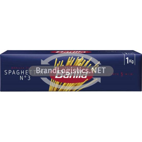 Barilla Spaghettini No.3 1 kg