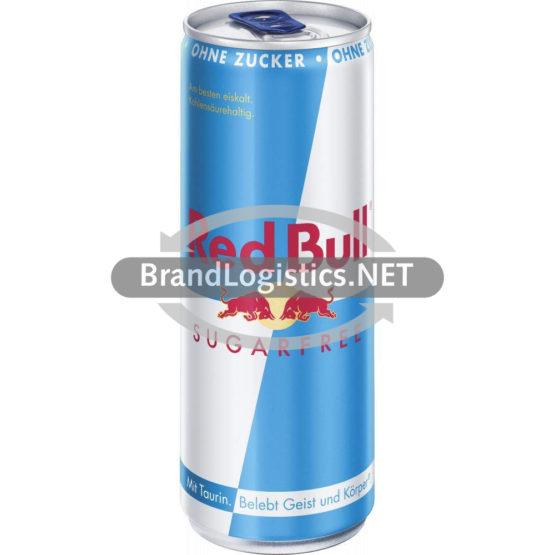 Red Bull Energy Drink Sugarfree 250 ml DPG