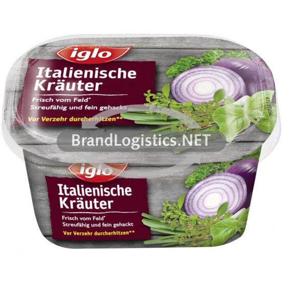 Iglo Kräuter Becher Italienische Kräuter 50 g