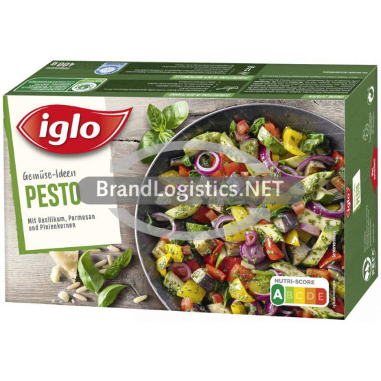 Iglo Gemüse Ideen Pesto 400 g