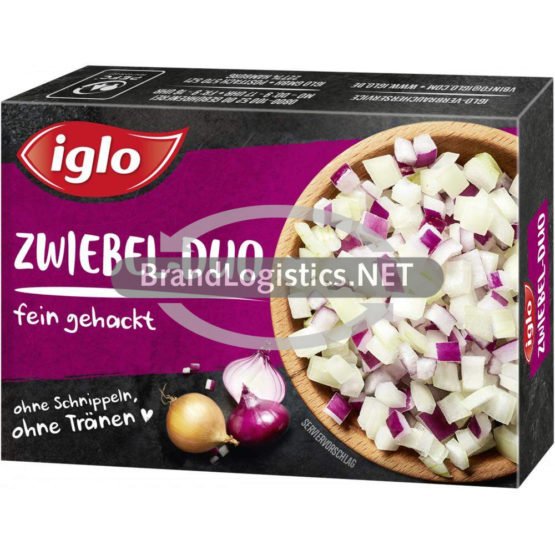 Iglo Kräuter Becher Zwiebel-Duo 70 g