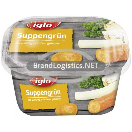 Iglo Kräuter Becher Suppengrün 70 g