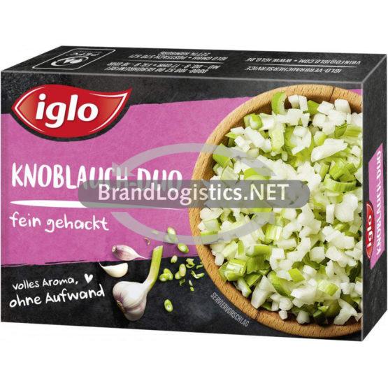 Iglo Kräuter Becher Knoblauch-Duo 60 g
