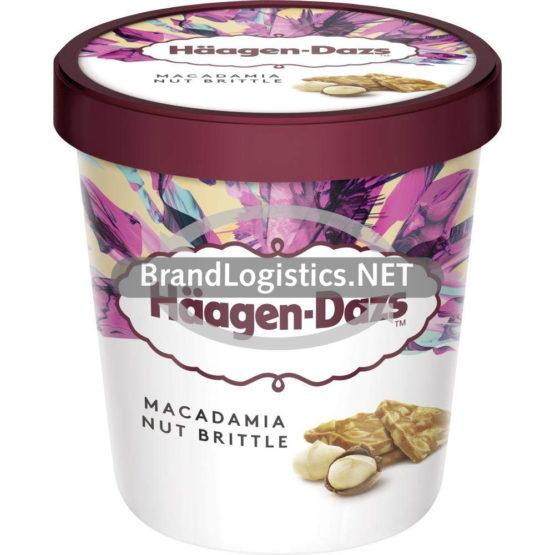 Häagen-Dazs Macadamia Nut Brittle 460 ml